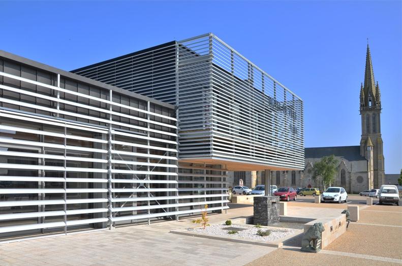 mairie de Plouigneau