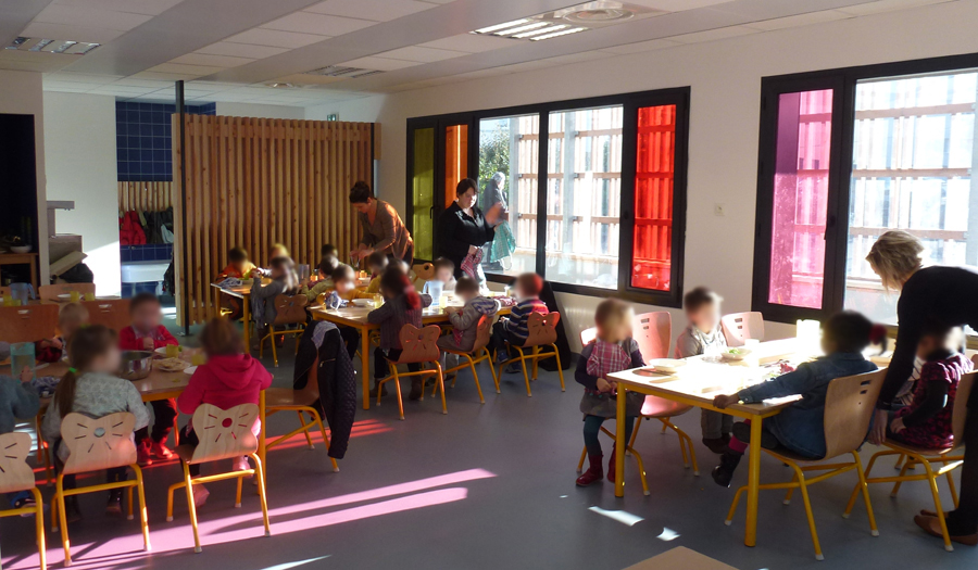 École Paul Éluard - Brest