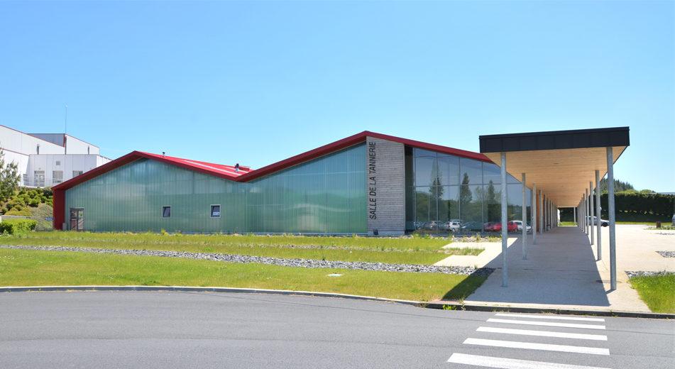 salle de la Tannerie à Lampaul Guimiliau