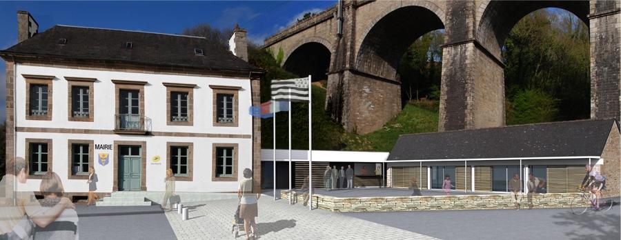 Mairie - Le Ponthou