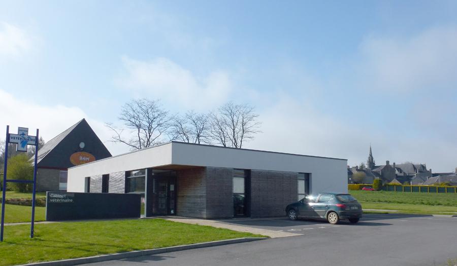 Clinique Vétérinaire - Guerlesquin