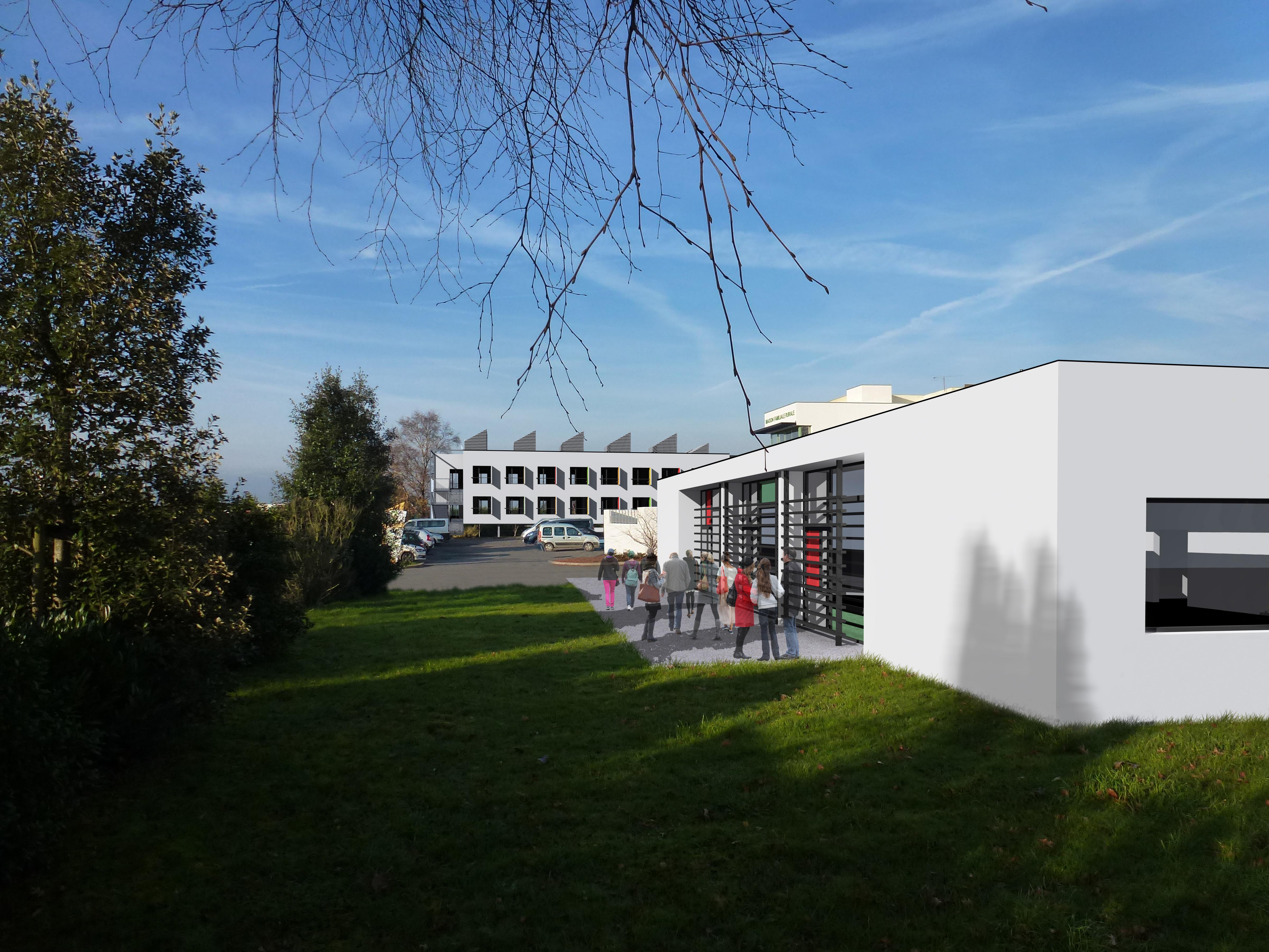 Concours réfectoire MFR de Pleyben